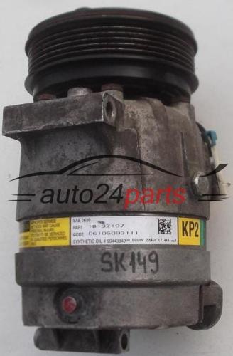 auto-teile - klimakompressor klima kompressor opel vectra c signum