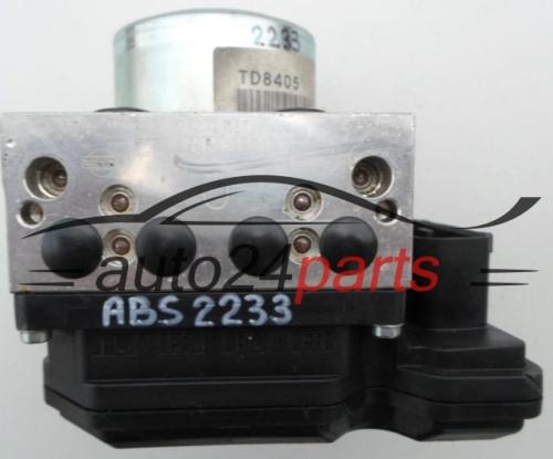 Schema Elettrico Nissan Juke : Abs pompa centralina nissan juke kd a