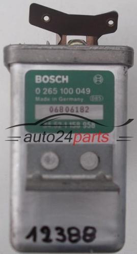 ECU CONTROLLER ABS BMW E32 E34 BOSCH 0 265 100 049, 0265100049, 068 061 82,  06806182, 34 52-1 158 958, 34521158958