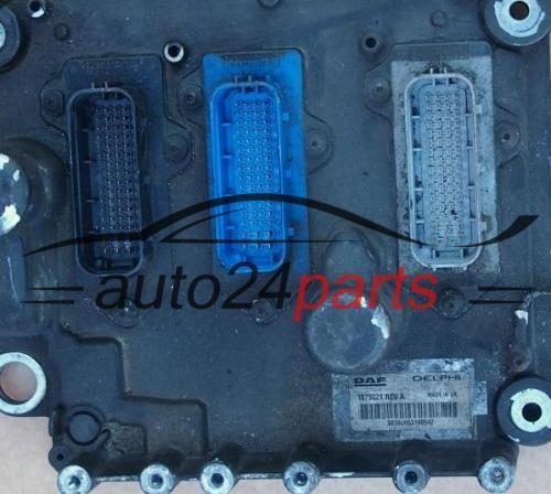 ECU ENGINE CONTROLLER DAF XF 105 DELPHI 16790021