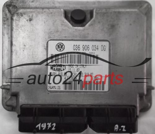 Ecu Engine Controller Seat Ibiza Cordoba 1 4 Bbz