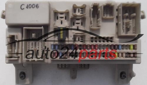 Fuse box modul volvo s40 8690719 519096119 1 auto24parts