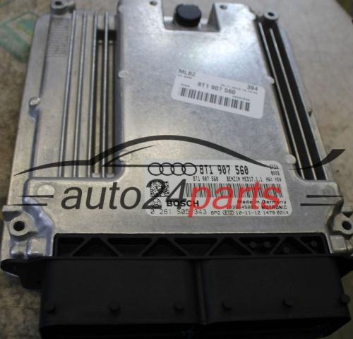 ECU ENGINE CONTROLLER AUDI RS5 4.2 BOSCH 0 261 S05 343
