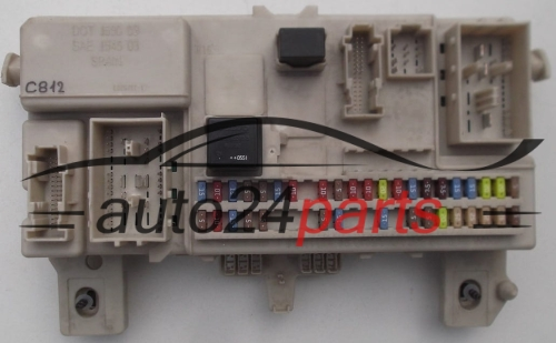 2003 volvo s40 fuse box diagram fuse box modul cem volvo s40 v50 c30 c70 30728906 auto24parts