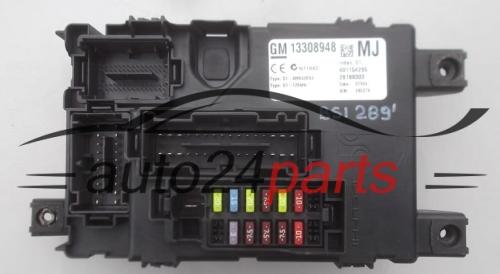 Corsa C Fuse Box List : Fuse relay box electrical comfort control module body opel