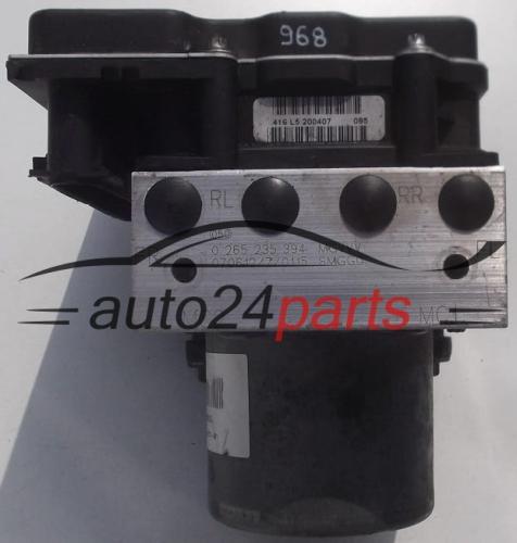 Abs Pump Honda Civic Bosch 0 265 235 394 0265235394 57110 Smg G010 M1 57110smgg010m1 0 265